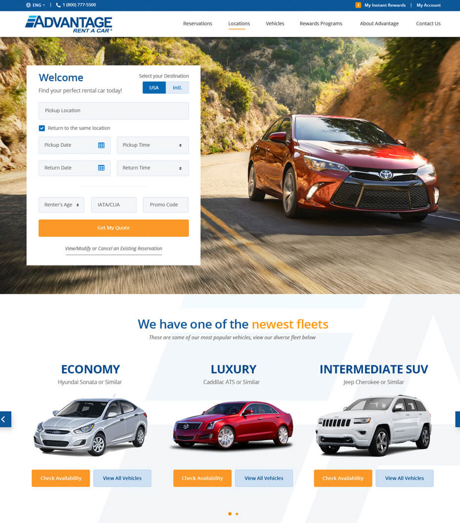 Search Rental Car Deals - Expedia, Inc.