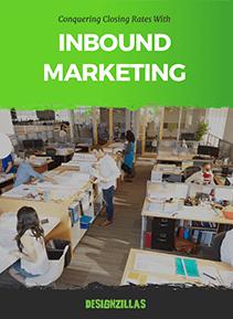 Conquering Closing Rates with Inbound Marketing E-Book