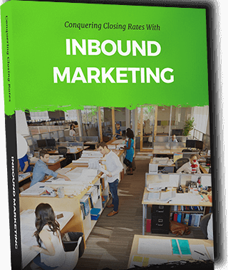 HubSpot e-book to conquer closing rates with inbound marketing