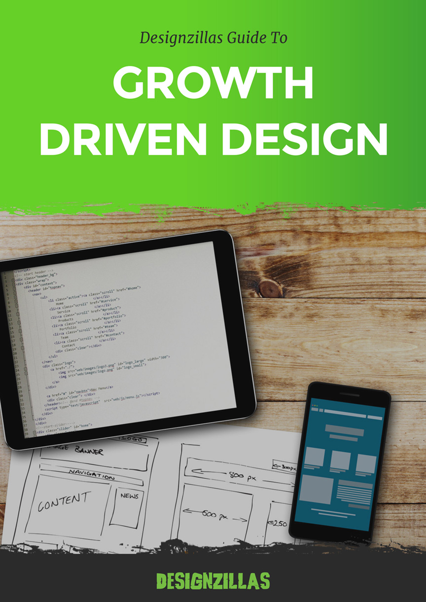 Growth-Driven Design E-Book