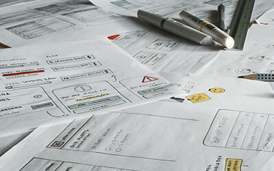 UX Wireframing Tools