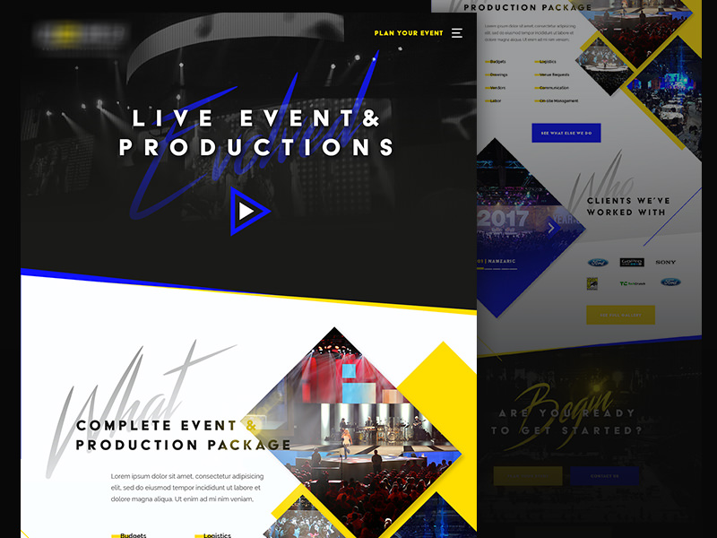 Live Events Production Company thumbnail