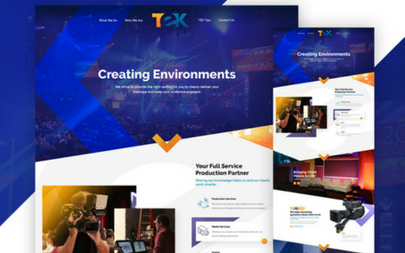 TEK Website Design