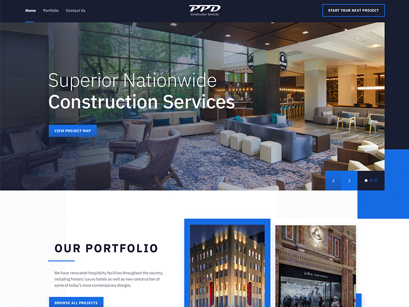PPD Construction Services