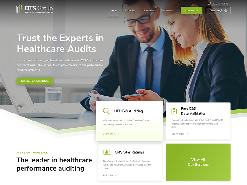 DTS Group | Expert Healthcare Auditing