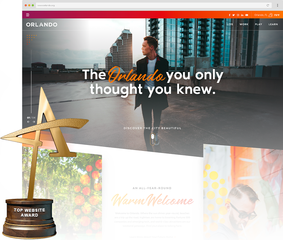 ADDY Award-Winning Orlando Digital Marketing Agency