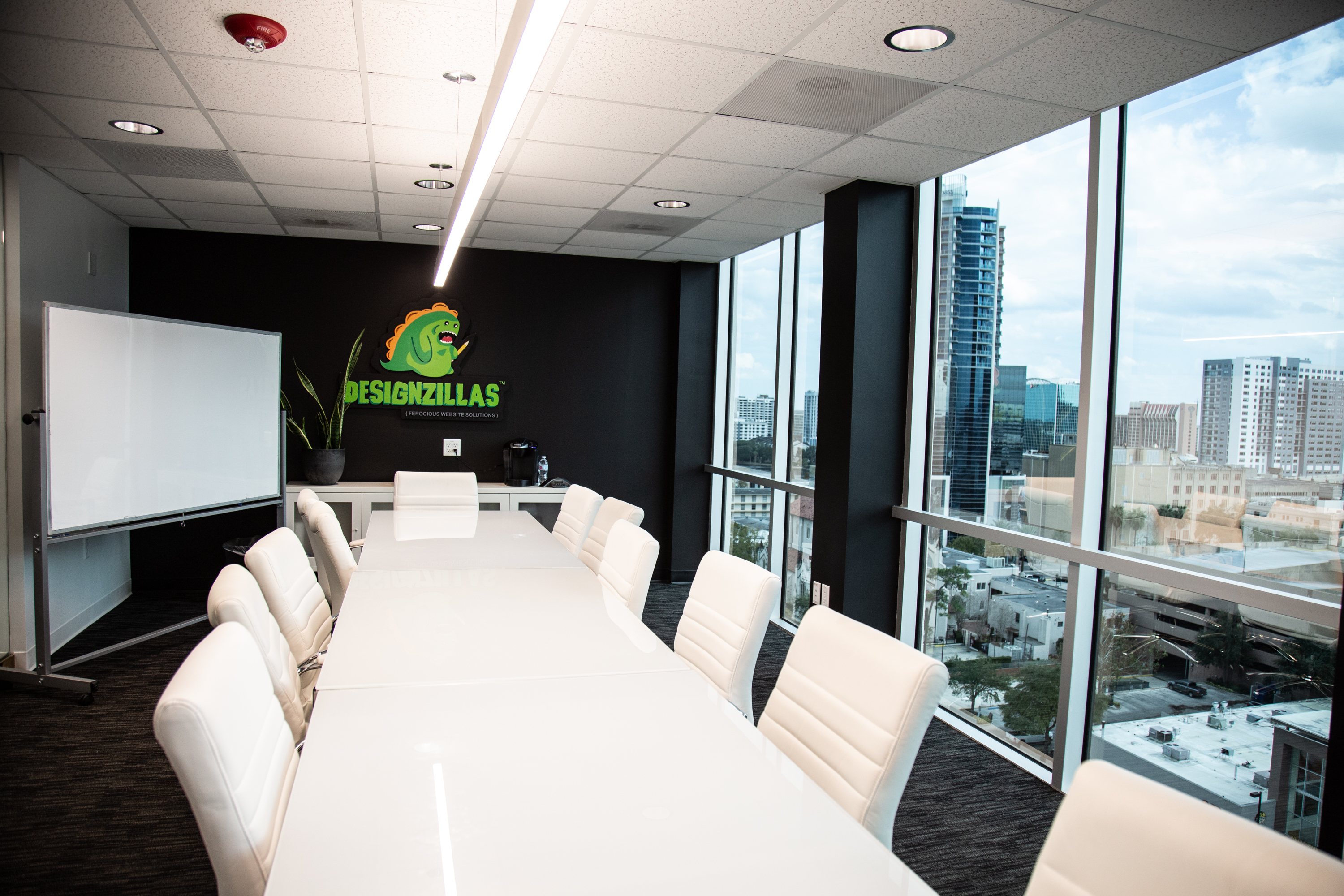 Designzillas Conference Room Table